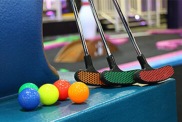 Putters and Balls