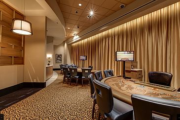 High Limit Room for Baccarat